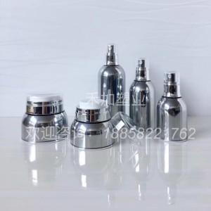 Set chai bạc