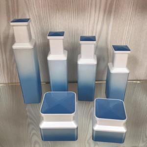 Set vuông xanh